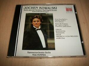 CD-JOCHEN-KOWALSKI-ARIEN-AUS-DER-BERLINER-OPERNGESCHICHTE-BERLIN-CLASSICS-1993