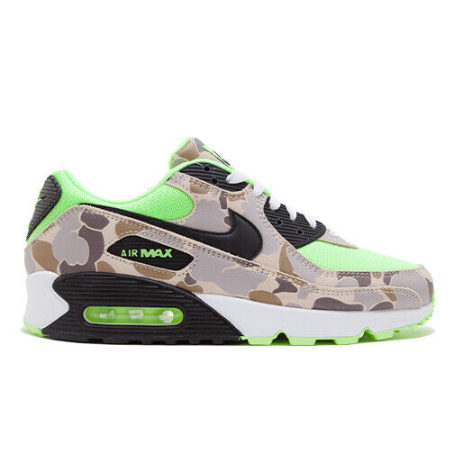 Size 9.5 - Nike Air Max 90 Green Camo 2020 for sale online | eBay