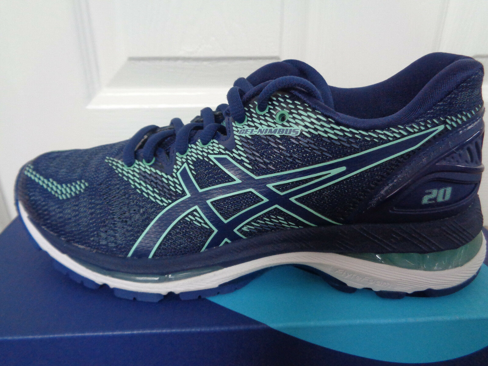 Asics Gel-Nimbus 20 womens trainers T850N 4949 eu 36 us 5.5 NEW+BOX