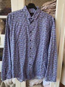 Camisa Zara Hombre Talla S   eBay