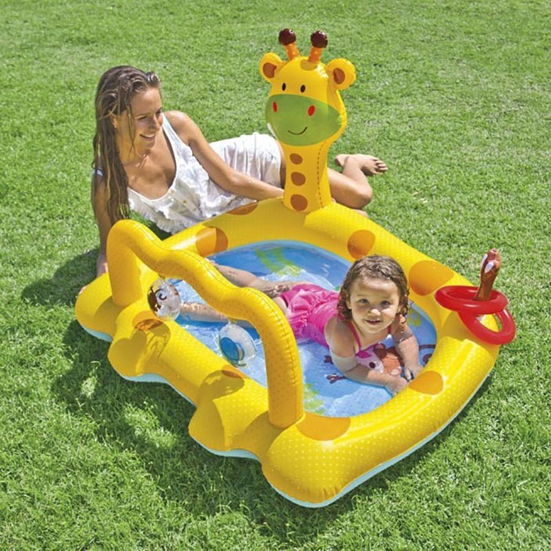 Kids Water Toys Inflatable Portable Pool for Baby Summer Children Outdoor Bath