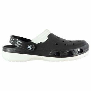 Crocs-Mens-Duet-Clogs-Cloggs-Slip-On-Strap-Ventilation-Holes-Comfortable-Fit