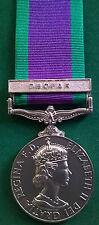 Campaign Service Medal DHOFAR Clasp Copy