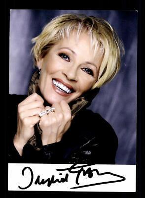 Musik Ingrid Peters Autogrammkarte Original Signiert ## Bc 146989 Modische Und Attraktive Pakete Autogramme & Autographen