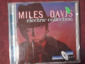 DAVIS-MILES-ELECTRIC-COLLECTION-1997-CD