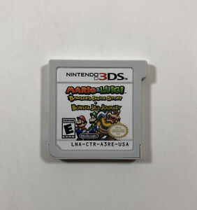 Mario & Luigi: Bowser's Inside Story and Bowser Jr.'s Journey (Nintendo 3DS)