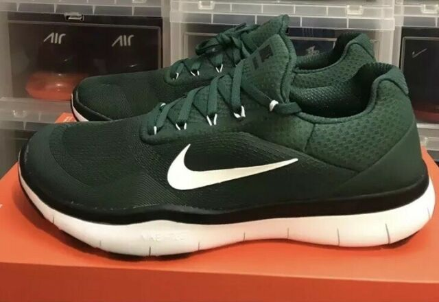 new style 6bee0 7f43b Nike Free Trainer V7 TB Deep Forest Green US Size 6 Men 898051 301 New  Running