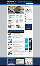 Autoresponder Tips Blog Online Affiliate Website Business Fully Installed