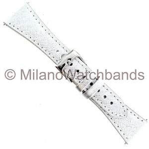 Jewelry & Watches 26mm Glam Rock Red Velvet Genuine Leather Stitched Watch Band Ez Pins In Short Supply Wristwatch Bands