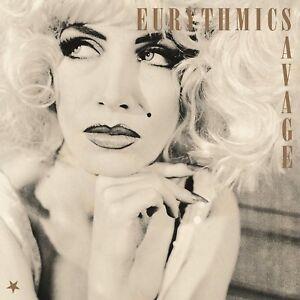 EURYTHMICS-SAVAGE-VINYL-LP-NEW