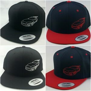 Image is loading TOYOTA-SUPRA-SNAPBACK-Embroidered-on-Classic-Yupoong- Snapback- f298c7b12d78