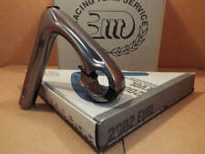 New-Old-Stock 3T Status Quill Stem w//Gray Finish 25.8 // 26.0 mm clamp x 140 mm