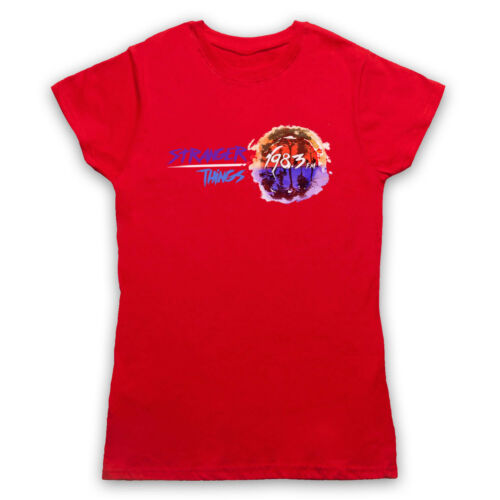 Stranger Things Radio 198.3fm Sci Fi TV Show Signal Adults /& Kids T-Shirt