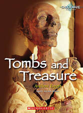 Tombs and Treasure (Shockwave), Laura Layton Strom, New
