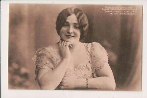 Vintage-Postcard-Margarete-Walkotte-German-Singer-amp-Actress