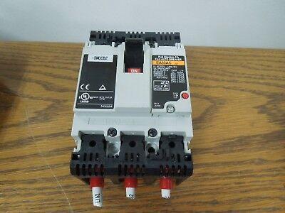 Fuji Electric FA Auto Circuit Breaker EA53AC 50 Amp Motor Controller// Disconnect