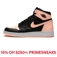 "Air Jordan 1 Retro High OG GS ""Crimson Tint"" 575441 081 2019,15% off:PRIMESNEAKS"