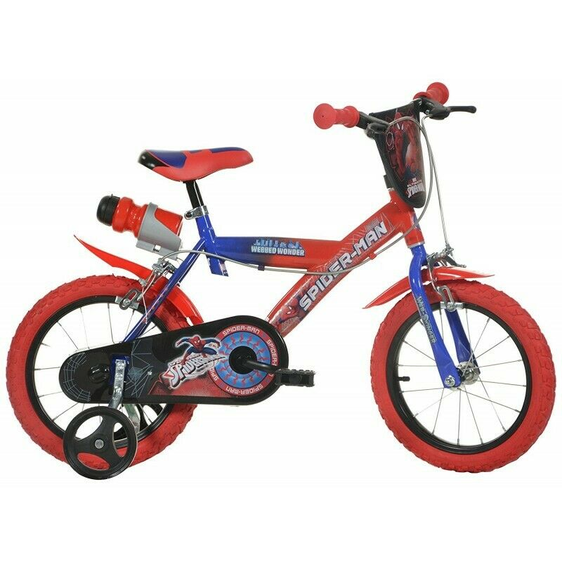 DINO BIKE SPIDERMAN 16