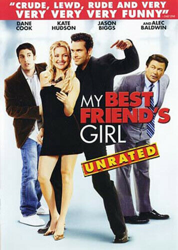 My Best Friend's Girl (Unrated Version) DVD NEW