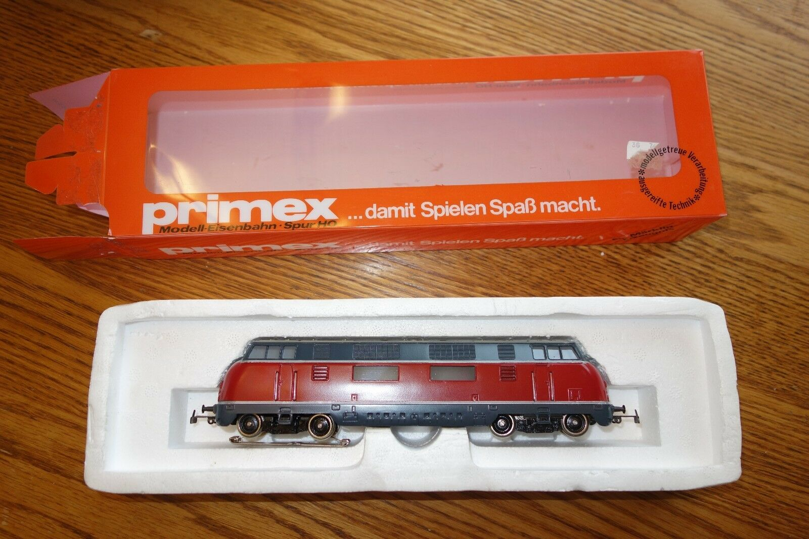 Primex 3009 V200 Diesel for Marklin with box