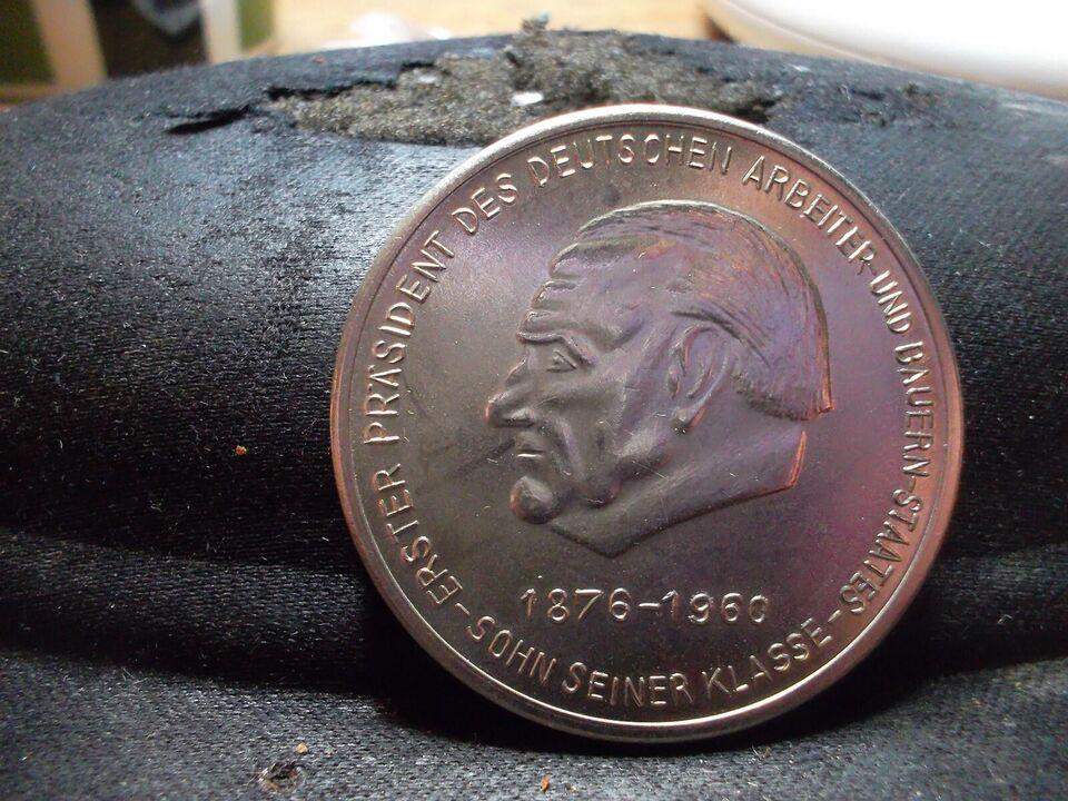 Vesteuropa, medaljer, 1960