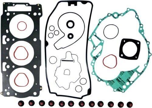 Winderosa 611215 Complete Gasket Kit w// Seals for 2006-11 Sea Doo 4-TEC 1503