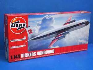 Airfix-1-144-03171-VICKERS-VANGUARD-Avion-Model-Kit