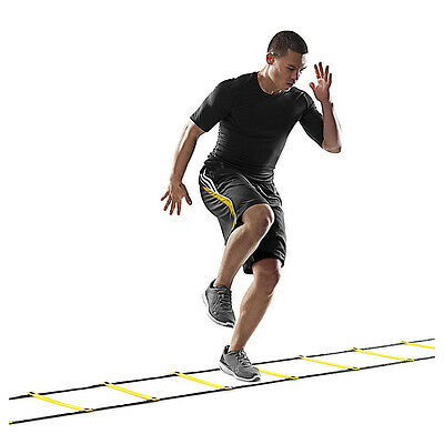 NEW SKLZ 15/' Flat-Rung Agility Quick Ladder Coordination//Agility//Speed Trainer
