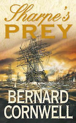 Sharpe's Prey by Bernard Cornwell (Paperback, 2002)
