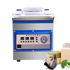 New Vacuum Chamber Sealer Food Sealing Machine Commercial Packing Machine 18lh
