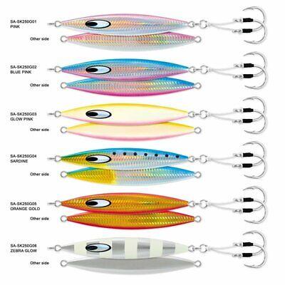 Pick Size//Color Free Ship Daiwa Saltiga SK Slow Pitch Jigs Fishing Jig