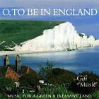 O to Be in England 0658592121322 by The Halle Orchestra CD