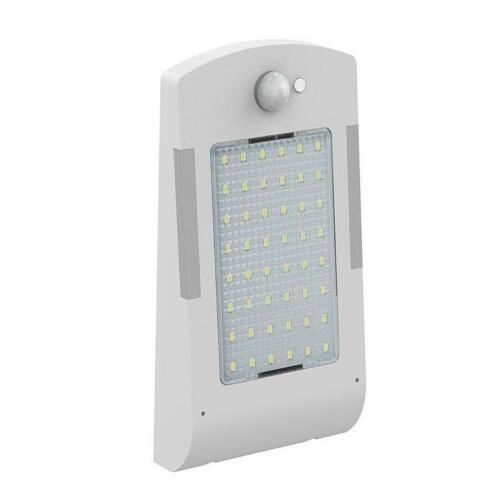 48 LED Solar Light PIR Motion Sensor IP65 Waterproof Outdoor Wall Lamp with Pole