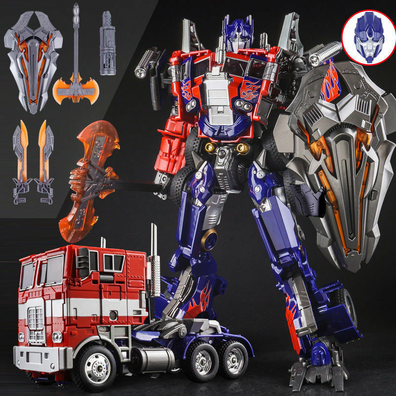 TRANSFORMERS - Optimus Prime  M01, 2nd Gener. Action Figure 31 cm Wei Jiang