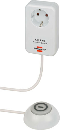 Eco Line Comfort Switch Adapter CSA 1 Brennenstuhl 1508120 Spart Energie