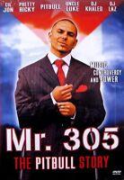 Mr. 305: The Pitbull Story (new Dvd 2005) Lil Jon Pretty Ricky Uncle Luke Dj Laz