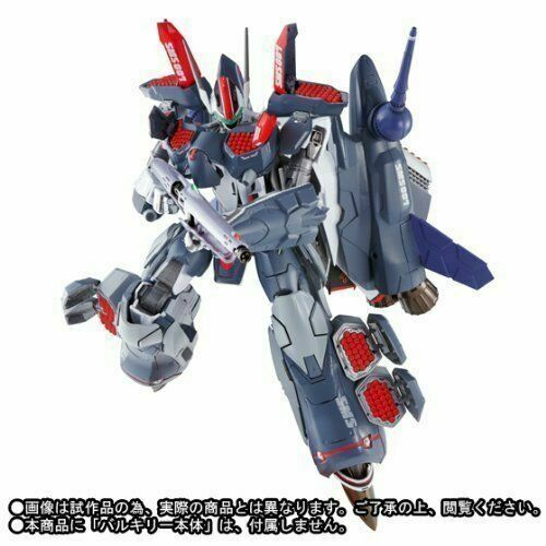 DX Chogokin Macross Armored Parts for vf-25f High Renewal v2 in