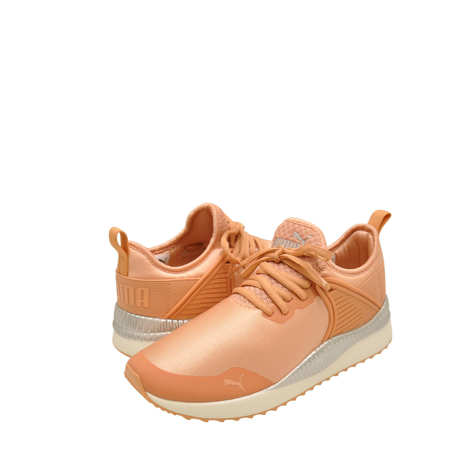 Women's Shoes PUMA Pacer Next Cage ST2 Sneaker 367660-01 Dusty Coral White NEW Seasonal price cuts, discount benefits