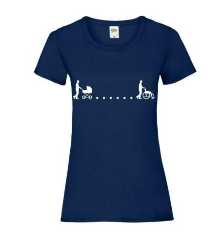 Hoodie Pullover Kinderwagen zum Rollstuhl T-Shirt