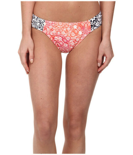 *NWT $63 TOMMY BAHAMA  SMALL CORAL MEDALLION SIDE SHIRRED   BOTTOM ONLY ***