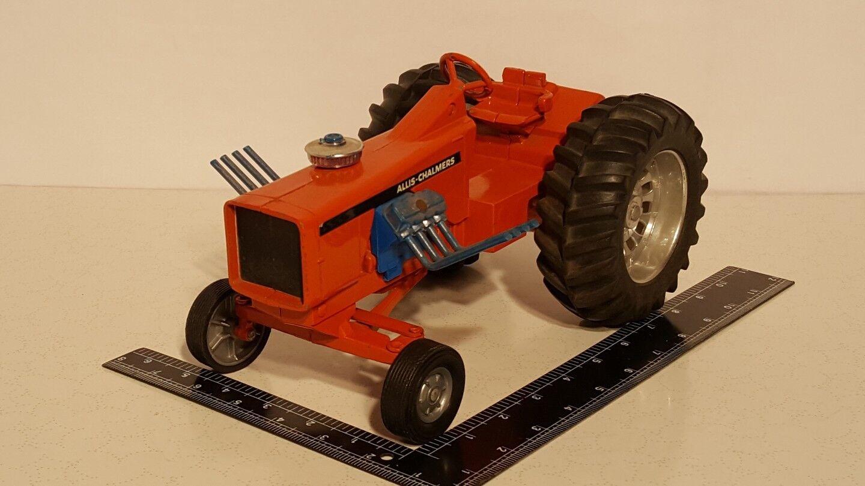 ERTL ALLIS CHALMERS Big Ace 1 16 Diecast Metal Tracteur REPLICA DE COLLECTION