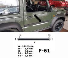 Modanature Protettive Laterali ORIGINALE Suzuki Jimny New