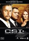 CSI: Crime Scene Investigation : Series 9 (DVD, 2010, 6-Disc Set)