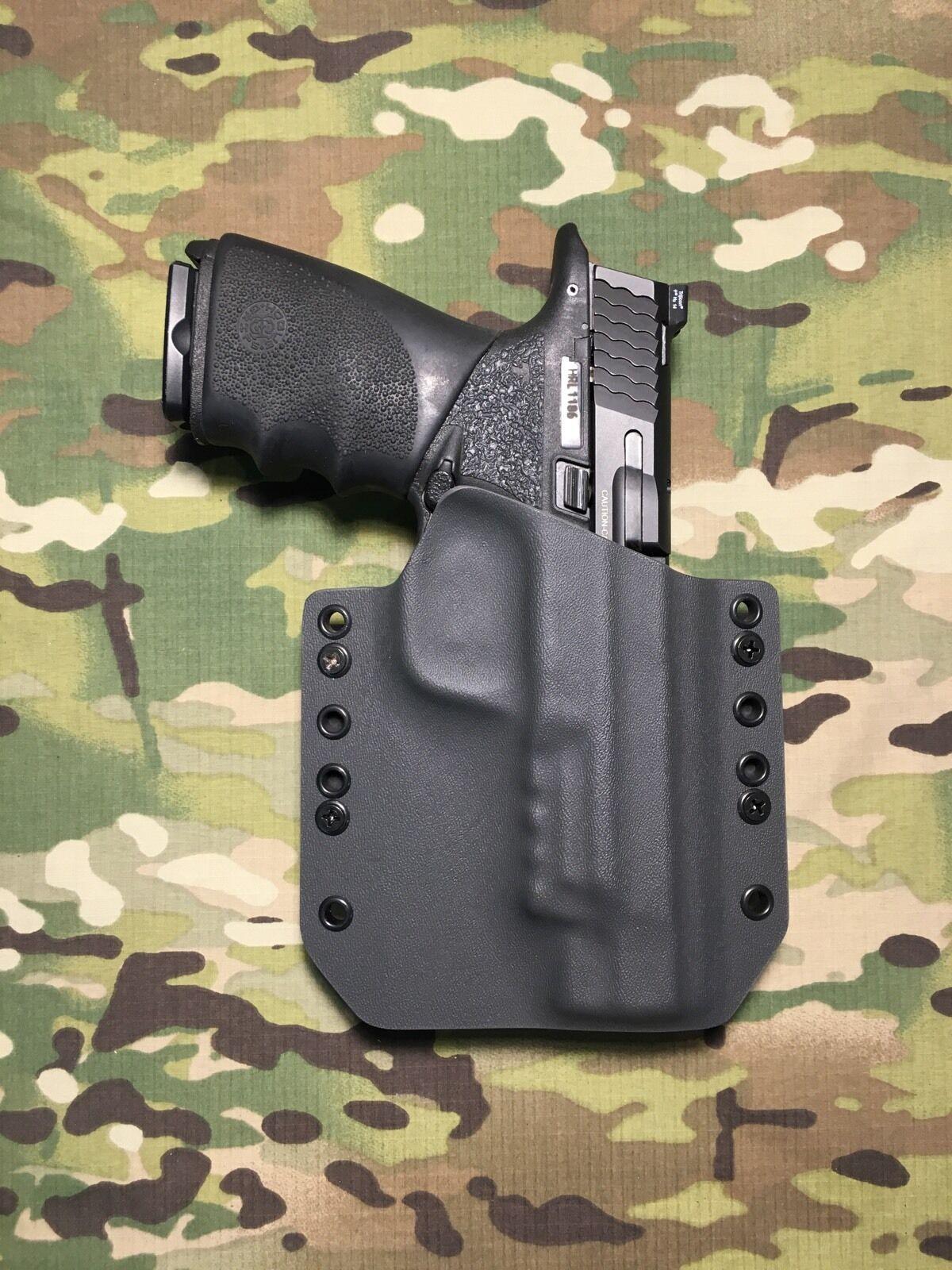 Armor grau Kydex Holster M&P 2.0 Pro Long Slide 9/40/357 Sig
