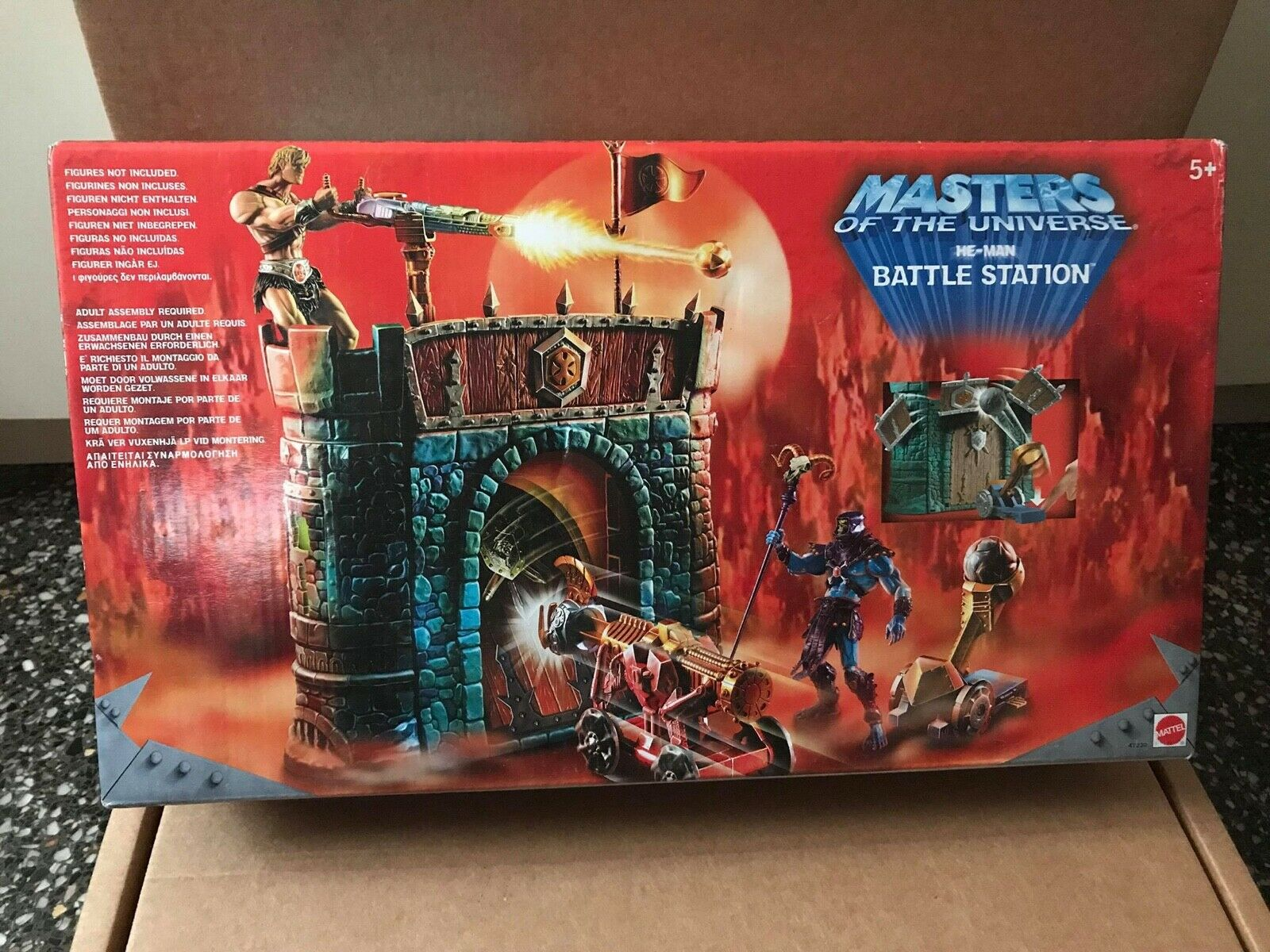 battle Station Masters Of The Universe