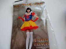 Ten Thirty One Ladies Size S/P Fairest Princess Halloween Costume Dress Headband
