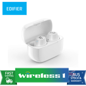 Edifier TWS1 True Wireless Headphones - White