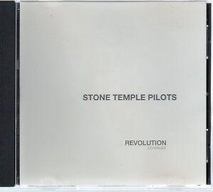 STONE-TEMPLE-PILOTS-Revolution-CD-Single-RARE