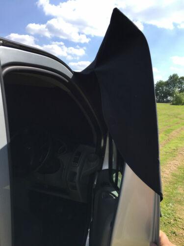 Renault Trafic Primastar Vivaro Van Window Screen Cover Windscreen Eyes