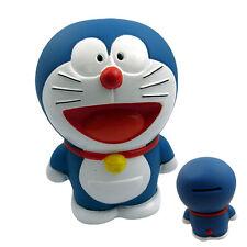 """Doraemon 9cm / 3.6"""" Coin Piggy Money Bank PVC Figure"""